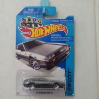 Hot Wheels 81 Delorean DMC-12