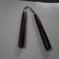 Mini Double Sticks Kayu