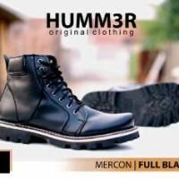 Sepatu Boot Humm3r Mercon Original 3 Warna