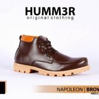 Sepatu Boot Humm3r Original Napoleon 3 Warna
