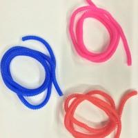 Spiral Pelindung Kabel (Pink Fanta, Biru Tua, Merah)