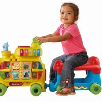 Vtech Sit to Stand Alphabet Train (Rental Mainan Serpong)