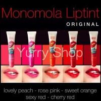 Monomola Lip Tint Tattoo / Lip Tato / Lip Tatto / Liptint