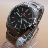 Jam tangan pria Swiss Army SA-4016 Full black