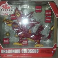 Bakugan Gundalian Invaders Dragonoid Colossus