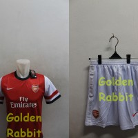 Jersey KW HK Junior Grade AA Arsenal Home 2012/2013