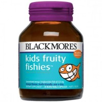 Blackmores kids fruity fishies