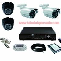 CCTV CAMERA PAKET A