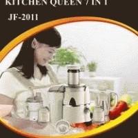Kitchen cook Mixer juicer (juicer queenn)