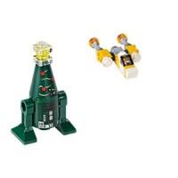 Lego Original Minifigure R2D2 Christmas Tree Star Wars1