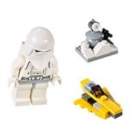 Lego Original Minifigure Snowtrooper Star Wars