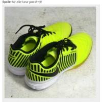 Nike Lunar Gato II Volt