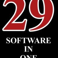 29 SOFTWARE IN ONE FULL VERSION /UNLIMATED TANPA BATASAN