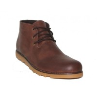 Sepatu Boots Pria D-Island Warna Coklat Tua 31