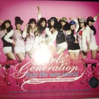SNSD Girls Generation: the 1st Asia Tour Concert Into the New World