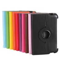 "Rotary Tab 2 7"" P3100 Samsung Leather case with StandSupport"