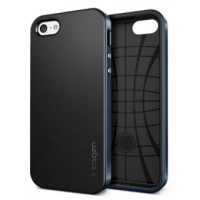 CASE - Spigen Neo Hybrid Case for iPhone 5C - Metal Slate (Original)