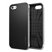 CASE - Spigen Neo Hybrid Case for iPhone 5C - Satin Silver (Original)