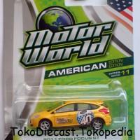 Greenlight Motor World 2011 Ford Focus ST11
