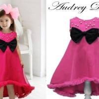 Baju Anak - Amber Audrey Dress (GI-578)