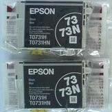 Cartridge epson 73HN black ori loosepack T1100