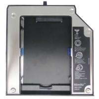 2nd Hard Disk Drive Caddy SATA for IBM Lenovo W700 T510 R400 T420