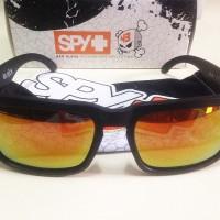 """KacaMata SPY+ KenBlock Helm Polarized """"Orange Fire"""""""