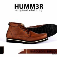 Sepatu Humm3r Napoleon Original 2 Warna