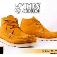 Sepatu Dondhicero Borneo Original Boot 2 Warna