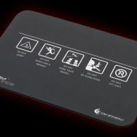 Mouse pad - Cooler Master - CS-M FPS Tactics DC