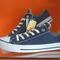 Sepatu Converse All Star Biru Tua / Navy