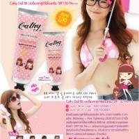 CATHY DOLL L Glutathione / magic cream lotion body white putih tubuh