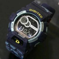 Jam Tangan DIGITEC DG-2075 LORENG  ORIGINAL