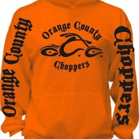 hoodie ORANGE COUNTY CHOPPERS  (OCC)