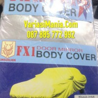 Body Cover / Sarung Tutup Mobil Opel Blazer