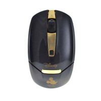 Mouse Wireless E-Blue Disney Mickey EMS612BKAA-EF - Black