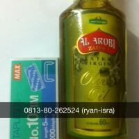 Minyak Zaitun Perasan Pertama Al Arobi 60ml - Extra Virgin Olive Oil