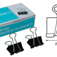 Binder Clip - Joyko - No 111 (Gross)