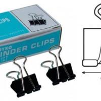 Binder Clip - Joyko - No 107 (Gross)