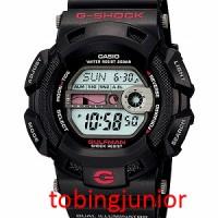 Jam Tangan Casio Original 100% G-Shock G-9100-1 hitam black