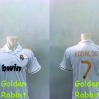 Jersey Multi Sport Real Madrid Home 2011 - Ronaldo