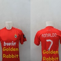 Jersey Multi Sport Real Madrid Third 2011 - Ronaldo