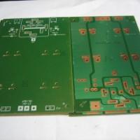 PCB Power Supply Simetris 4 elco besar