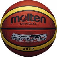 Bola Basket Molten GR7D Brown