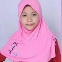 Jilbab anak Shabihah size 2&4