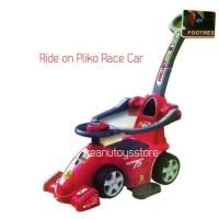 RIDE ON PLIKO RACE CAR