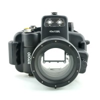 Casing Kamera Anti Air Meikon Waterproof Camera Case for Nikon D7000