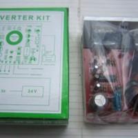 Inverter MOBIL 12V DC to 24V CT 24V DC Step Up converter tegangan dc