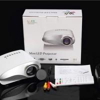 Projector Mini Proyektor portable projektor TV Home Theater Multimedia