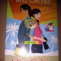 Novel Teenlit Meg Cabot - Pants on Fire